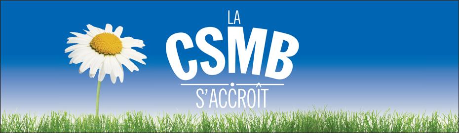 La CSMB s'accroît