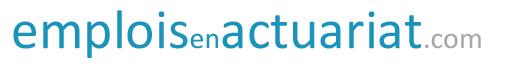 logo emploisenactuariat.com