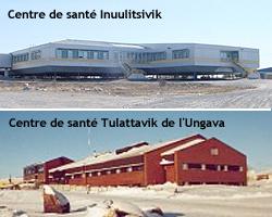 Centres hospitaliers du Nunavik