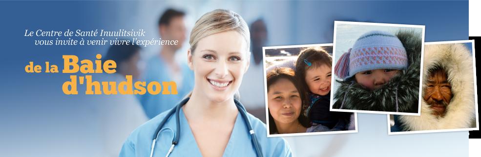 Offre d'emploi de Travailleur social au Centre de santé Inuulitisivik