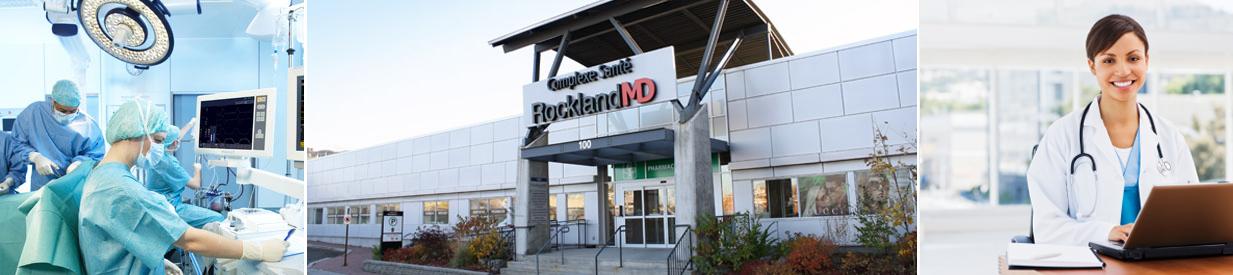 Offre d'emploi RocklandMD